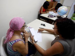 Atendimento para vítimas de escalpelamento é feito no Espaço Acolher, da Santa Casa (Foto: Divulgação / Agência Pará)