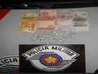 Polícia prende homem com droga na cueca em Paulo de Faria
