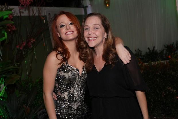 Bruna Griphao e Isabela Garcia (Foto: Anderson Borde/AgNews)