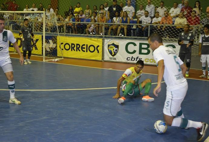 Crateús Goiás Taça Brasil (Foto: Otonny Stayler/CBFS)