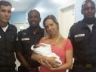 Bebê é encontrado pendurado em muro de casa de Seropédica, Rio