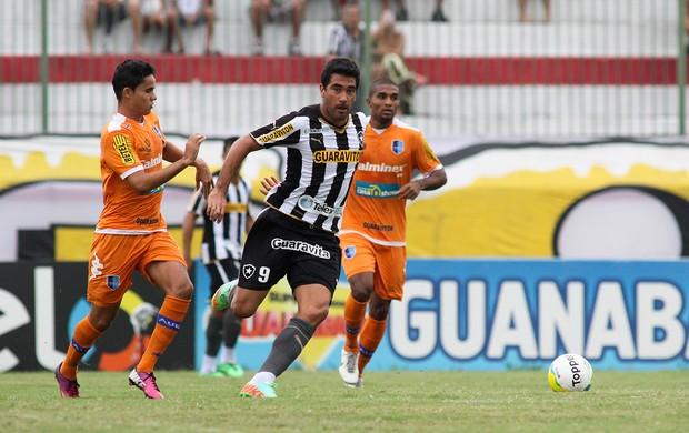 Ferreyra Botafogo x Audax (Foto: Luciano Belford/SSPress)