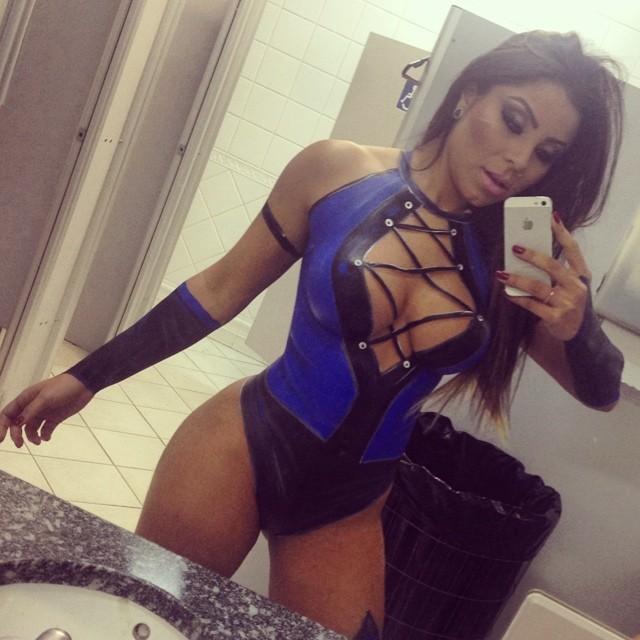 Andressa Ferreira (Foto: Instagram/ Reprodução)
