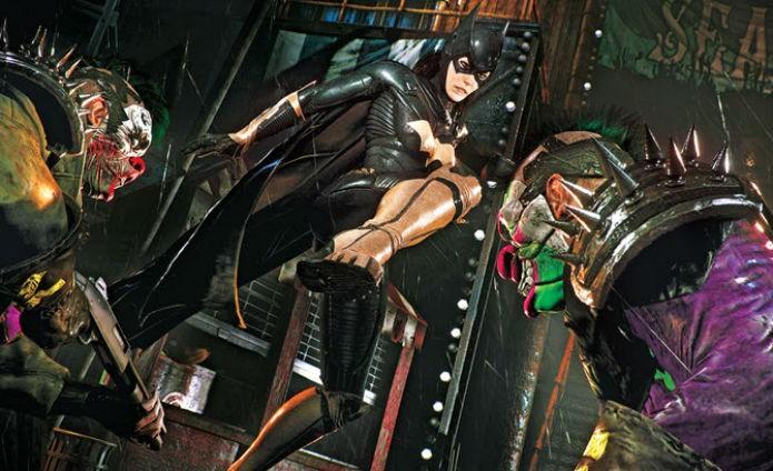 Batman Arkham Knight: Matter of Family empolga com Batgirl no comando Batgirl-cropped