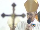 Dom Moacir se despede dos fiéis em missa lotada em São José