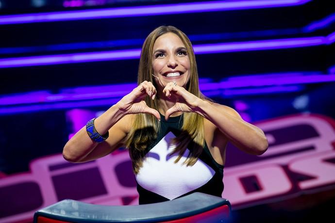 Ivete Sangalo gosta de fazer tudo com amor (Foto: Isabella Pinheiro / Gshow)