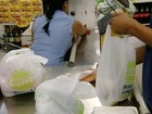 Supermercados da Grande Vitória  vão cobrar pelas sacolas plásticas