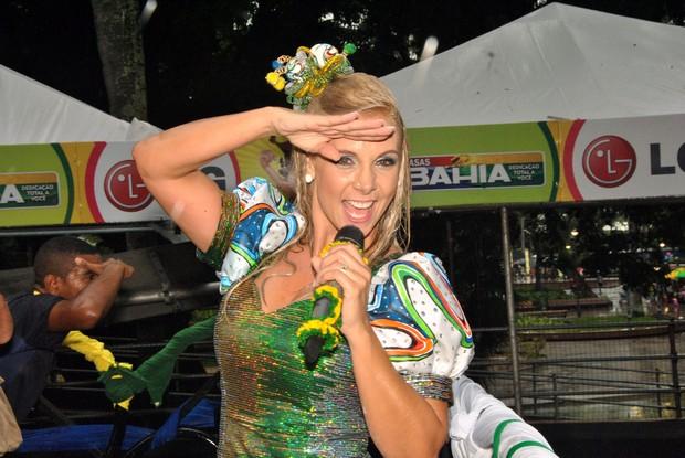 Carla Perez  (Foto: Marcelo Machado/Ag Haack)