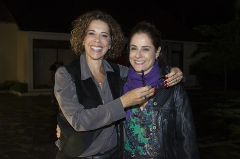 de Ângela Vieira e Soraya Ravenle (Foto: Dário Melo Jr.)