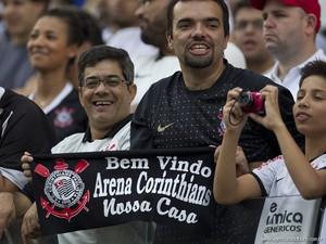 """Timão pede Arena """"caldeirão"""" para pressionar rivais por Libertadores"""