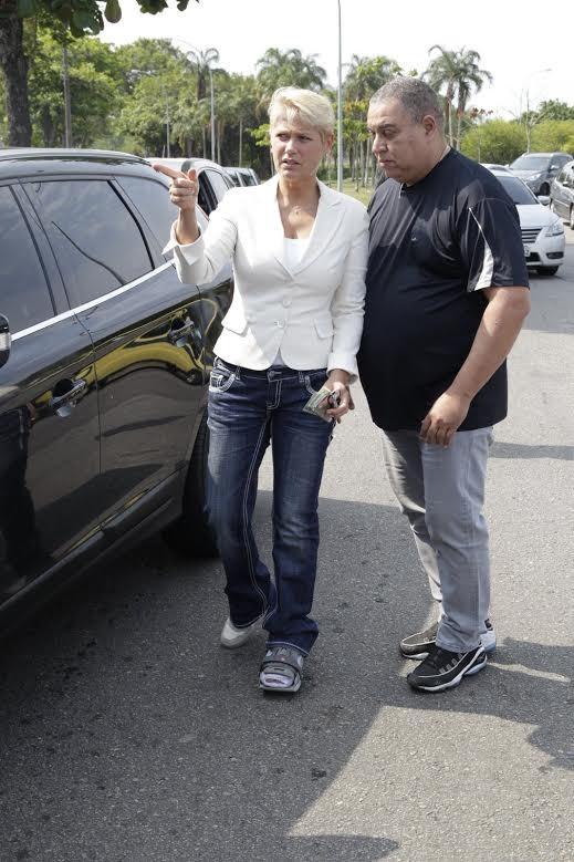 Xuxa (Foto: Ag. News)