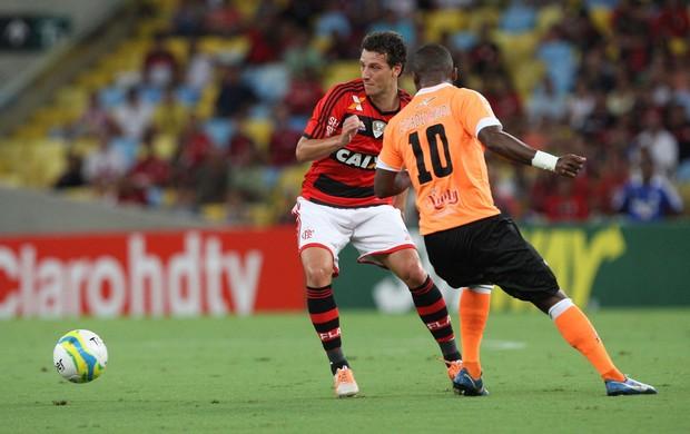 Elano, Flamengo x Nova Iguaçu (Foto: Alexandre Vidal/Fla Imagem)