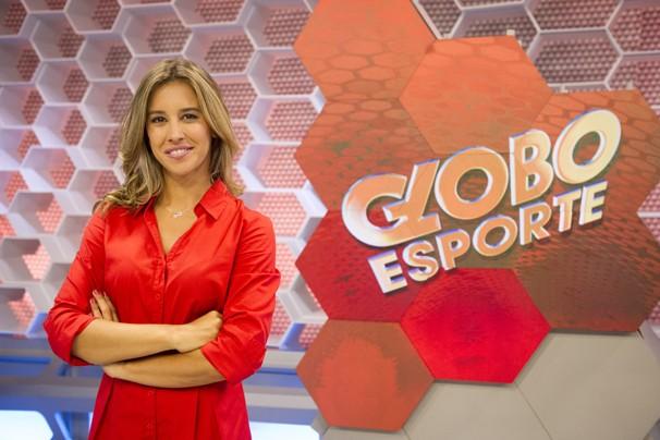 A partir do dia 2 de junho, o Globo Esporte ganha edição nacional, apresentada por Cristiane Dias (Foto: Alex Carvalho/Globo)