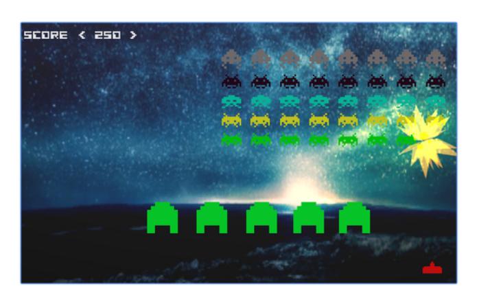 Space Invaders agora em versão mobile (Foto: Divulgação)