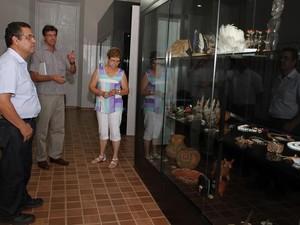 Museu Histórico e Pedagógico Voluntários da Patria reabre em Araraquara, SP (Foto: João Carlos)
