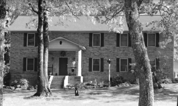 A casa de Cara Brookins  (Foto: Reprodução)
