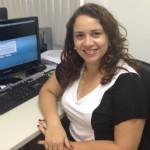Aline Thurler é coordenadora da Opec da Inter TV Grande Minas. (Foto: Arquivo Pessoal)