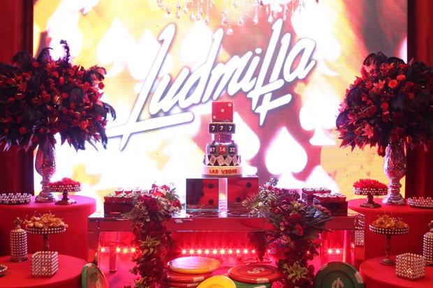 Ludmilla (Foto: Anderson Borde / AgNews)