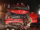 Dois homens morrem em acidentes na madrugada desta segunda-feira