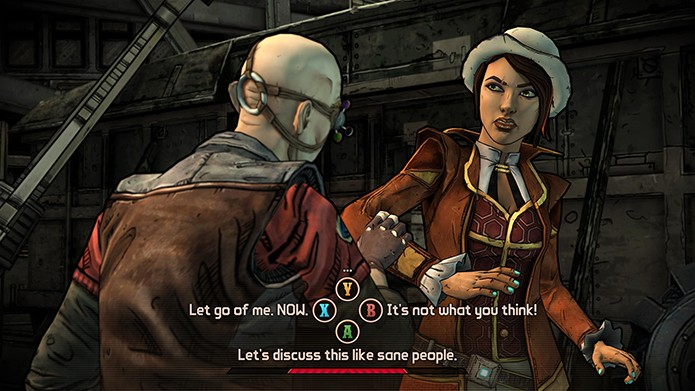 Tales from the Borderlands (Foto: Divulgação)