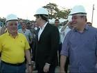Paulo Câmara autoriza obra para  tirar Bezerros do colapso hídrico