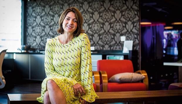 Empresa; entrevista;Paula Bellizia (Foto: Anna Carolina Negri)