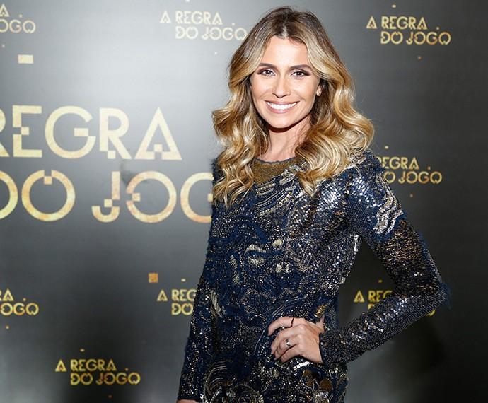 Giovanna Antonelli não teme mudar de visual para personagem (Foto: Raphael Dias/Gshow)