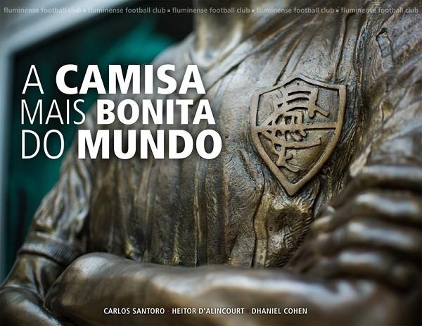 Capa 1 livro Fluminense (Foto: Reprodução)