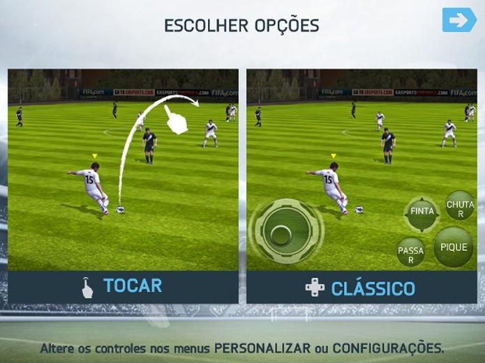 FIFA 14 tem versão para Android e iOS completamente grátis. (Foto: Divulgação)