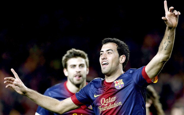 Sport: Real Madrid are plotting sensational move for Barcelonas Sergio Busquets