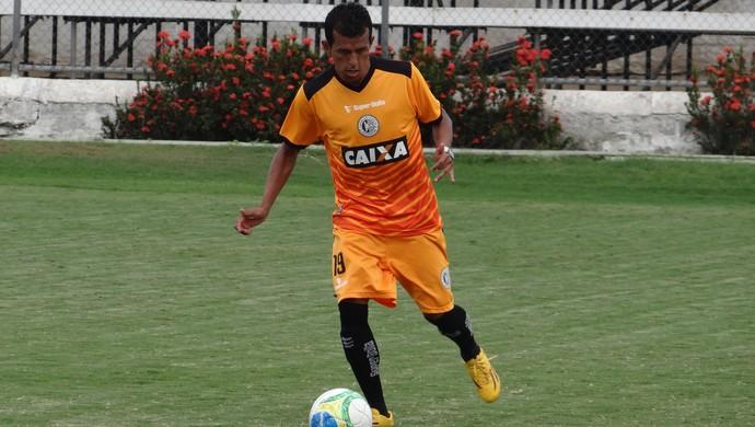 Didira, meia do ASA (Foto: Leonardo Freire/GloboEsporte.com)