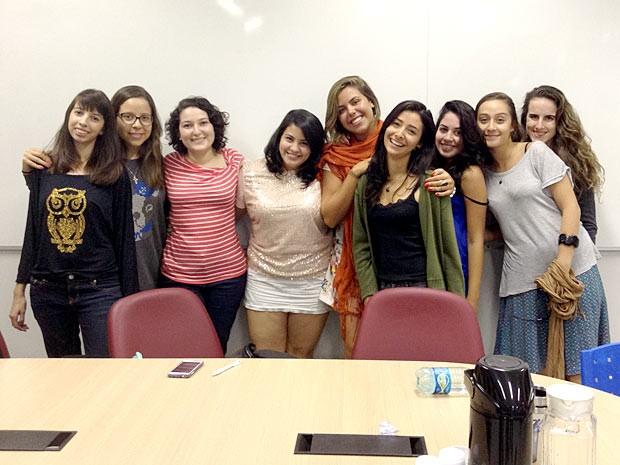 Estudantes da Universidade de Brasília criaram uma página em uma rede social para denunciar casos diários de assédio que afirmam ocorrer na instituição. (Foto: Raquel Morais / G1)