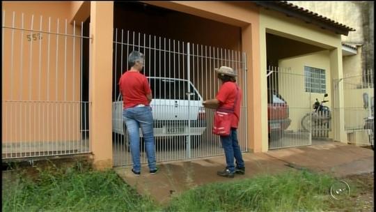 Mutirão contra mosquito Aedes vistoria 1,6 mil casas em Itararé