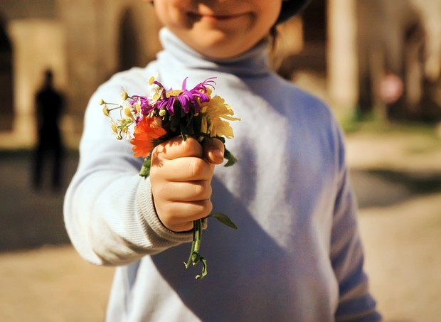 Ser gentil é um bom começo (Foto: Thinkstock)