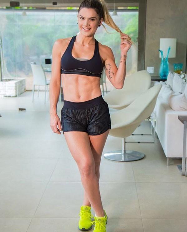 Não sou muito de fazer dieta, não, diz Mirella Santos (Foto: Reprodução/Instagram)
