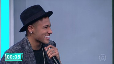 Neymar e Rafael Zulu acertam a primeira música do 'Ding Dong'