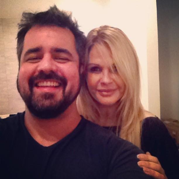 Marcelo, ex-BBB e Monique Evans (Foto: Instagram/Reprodução)