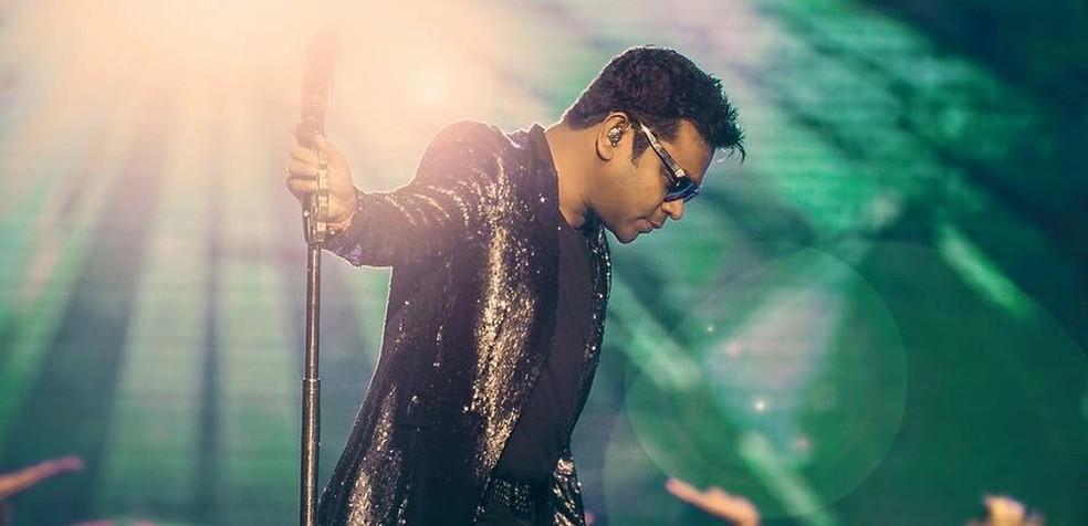 O músico e compositor indiano A. R. Rahman (Foto: Divulgação/Facebook do artista)
