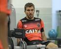 Com lesão, Donizete está fora contra o Vitória; Atlético-MG espera por Carioca