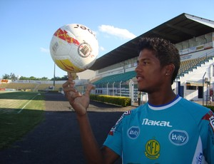 Caion Mirassol (Foto: Marcos Lavezo)