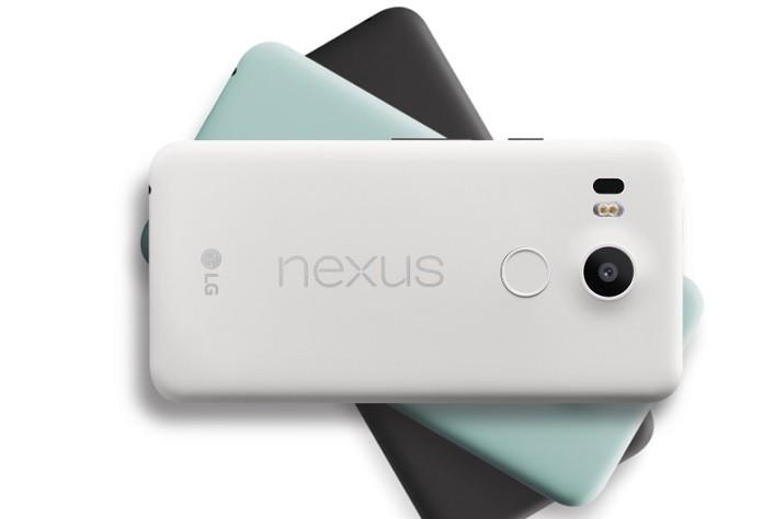 Nexus Imprint fica localizado na traseira dos novos Nexus 5X e 6P (Foto: Reprodução/Google)