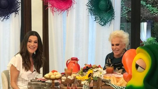 Ingrid Guimarães repercute volta de Elvira como Madame Dalila em 'Novo Mundo'