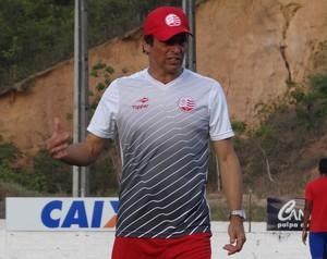 Milton Cruz Náutico (Foto: Daniel Gomes)