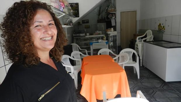 Maria Helenice Guerra, fundadora da Doceria Diamante, é uma das empreendedoras do Consulado da mulher (Foto: Divulgação)