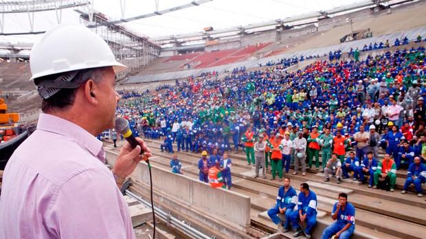 maracanã consórcio (Foto: Luiz Guilherme Fernandes/Divulgação)