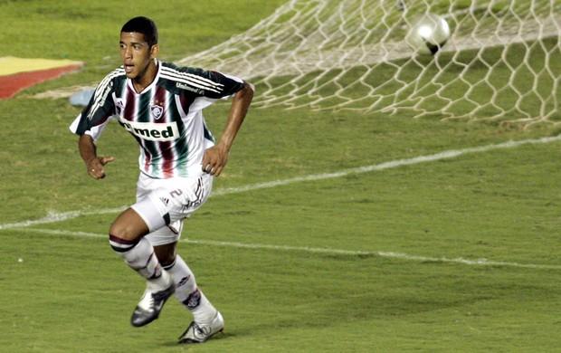 Antônio Carlos Fluminense x Volta Redonda 2005 (Foto: Reuters)