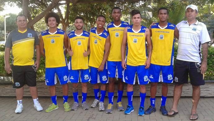 Afogadense (Foto: Divulgação / Afogadense F.C)