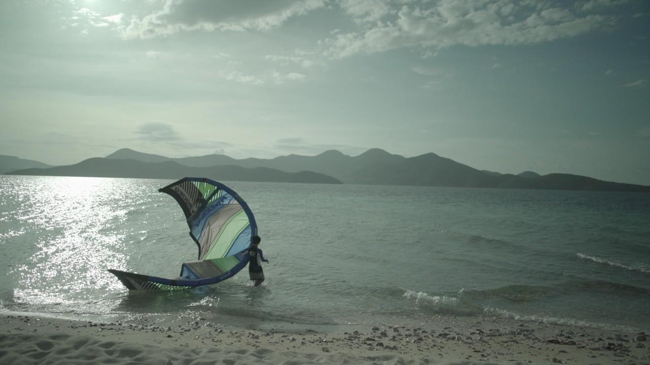 Segunda temporada de Downwind nas Filipinas estreia na prxima quarta, dia 18 de abril, s 22h (Foto: Divulgao/Canal OFF)