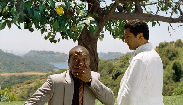 Para cada palavra pronunciada por Jack (Eddie Murphy), uma folha da árvore cai (Foto: Divulgação/Reprodução)