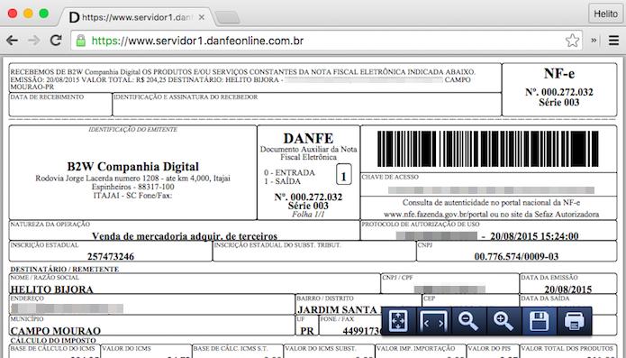 FSist - Download XML e PDF NFe/CTe
